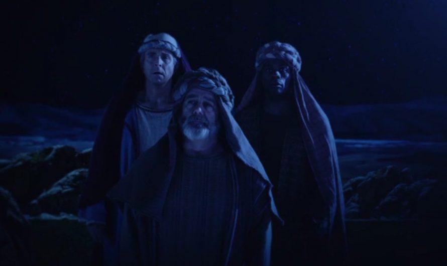 """(УКР) Серіал """"Різдвяні переживання"""" – 6 серія – """"Золото, ладан і смирна"""""""