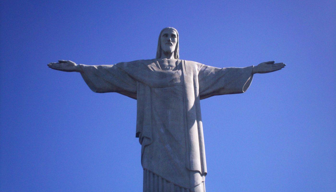Статуя Христа Викупителя в Ріо де Жанейро